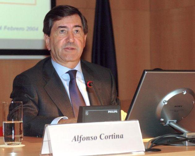 Fallece el expresidente de Repsol Alfonso Cortina a los 76