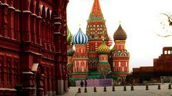 Así están las calles de Moscú tras dos semanas de confinamiento por el