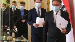 Χαλαρώνει τα μέτρα για τον κονονοϊό η Αυστρία - Υποχρεωτική η μάσκα σε ΜΜΜ και