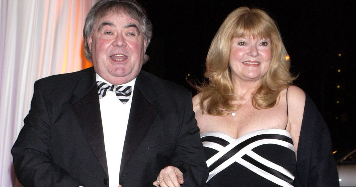 Eddie Large's Wife Patsy Shares Heartbreaking Final Conversation With Late Comedy Legend