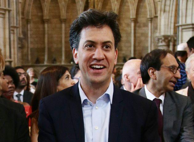 Former Labour leader Ed