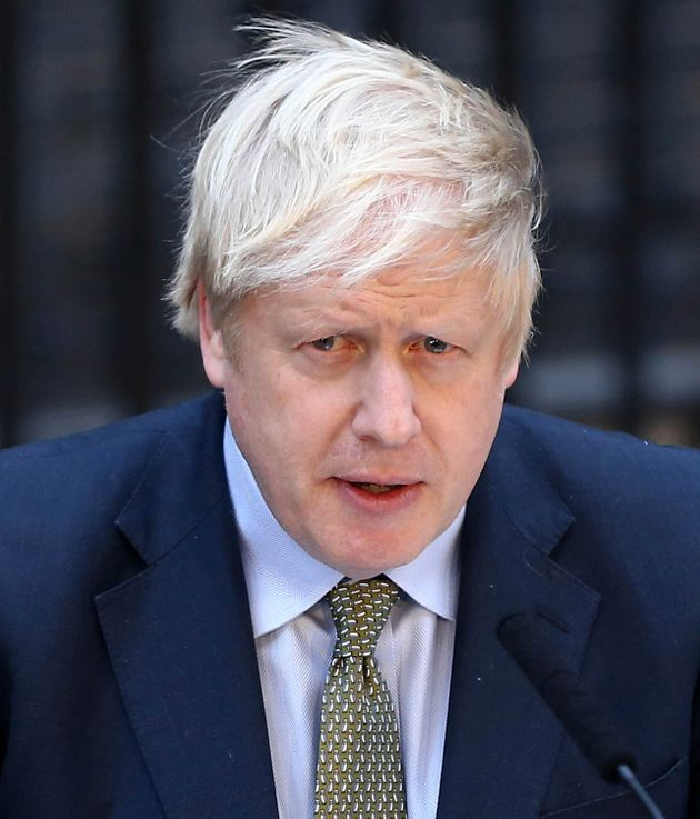 """""""Sono di buon umore, qui solo per esami di routine"""". Boris J"""