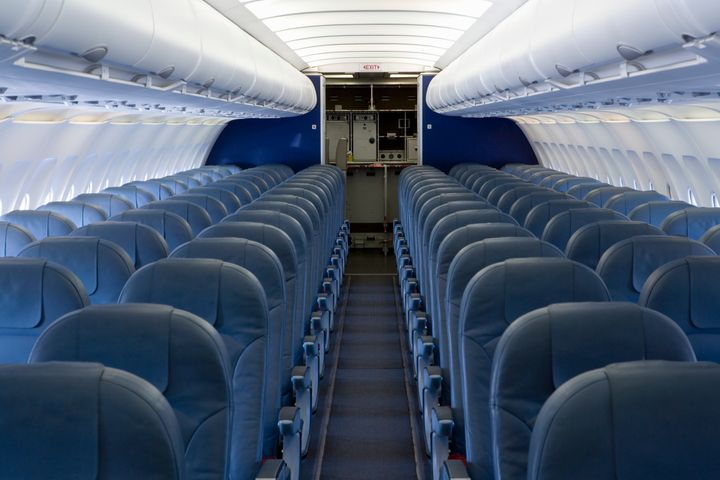 """""""We spend a lot of time sitting on airplanes that are empty of any passengers, besides fellow crew members."""""""