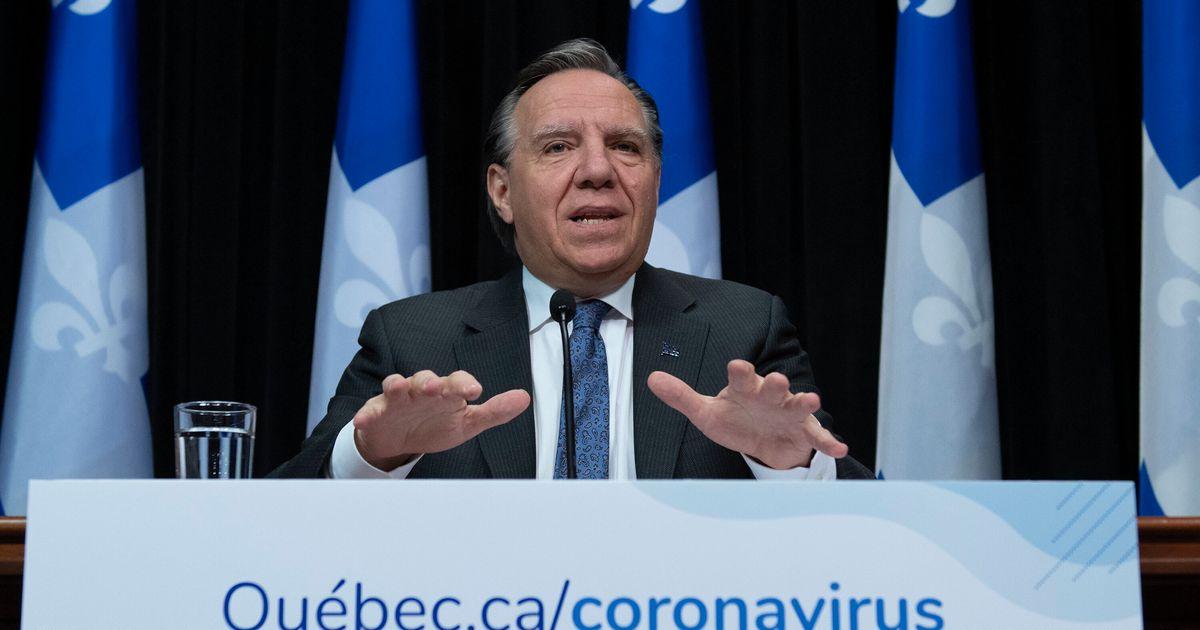Jusqu'à 8860 morts au Québec selon un scénario pessimiste