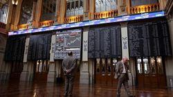 La Bolsa española logra la mayor subida en dos semanas al ganar un 4% y Wall Street se dispara casi un