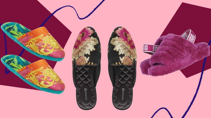 Slide into these slides, slip-ons and slippers on your off days.