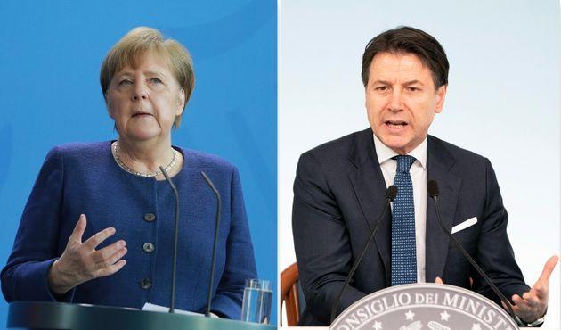 Frattura scomposta in Europa