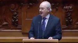 El discurso del líder de la oposición en Portugal que sería impensable en