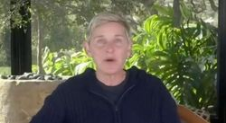 Ellen DeGeneres Returns To Her Show For The First Time Since Coronavirus