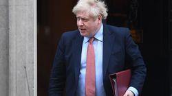 Boris Johnson, ingresado en la UCI por