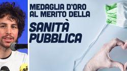 Le Sardine a Mattarella: