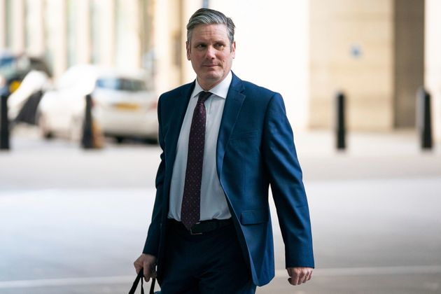 Newly-elected Labour Party leader Keir Starmer.