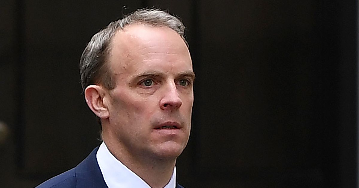 Dominic Raab: Everything You Need To Know About Britain's New De Facto PM