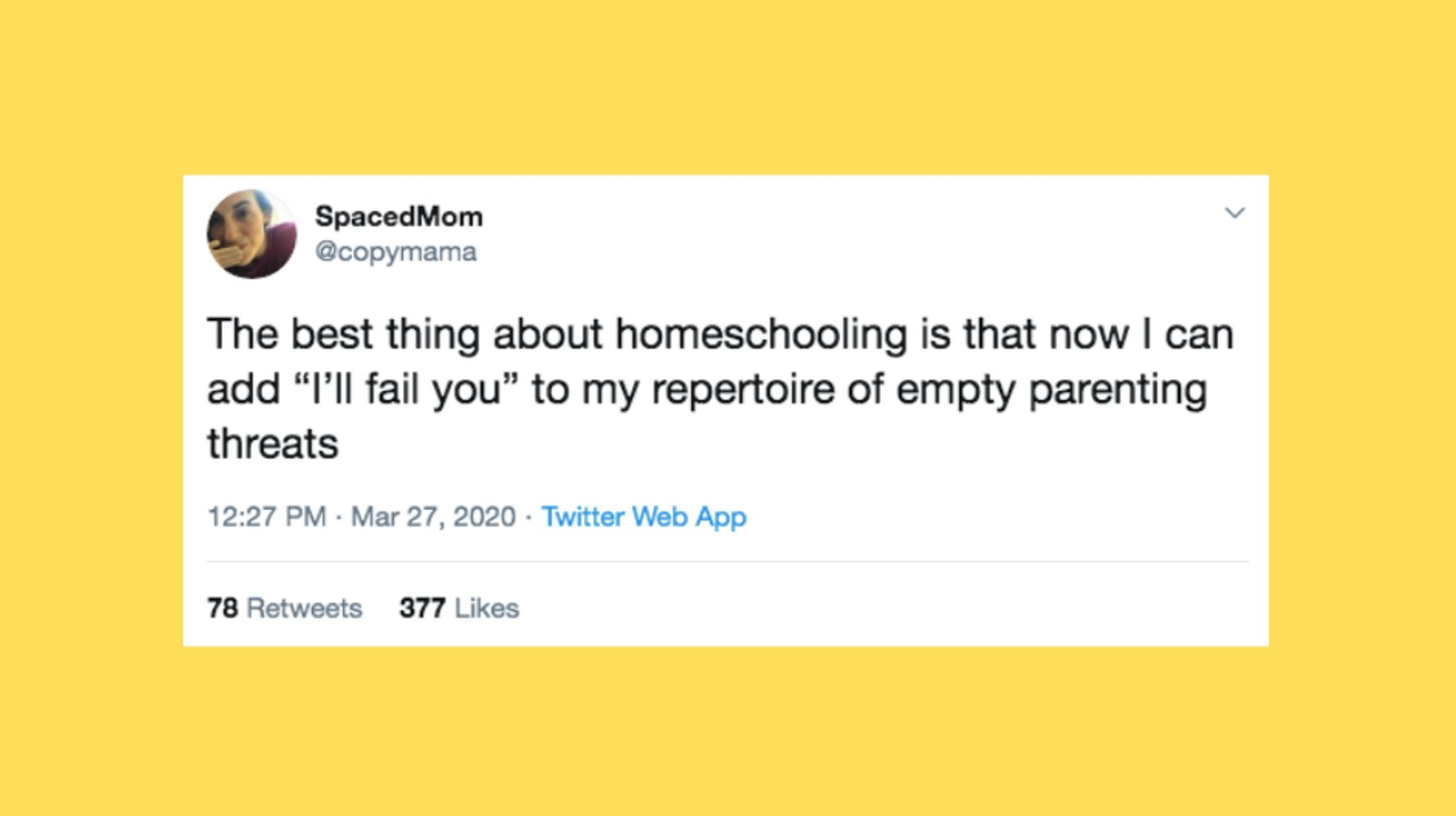 40 Tweets From Parents About Homeschooling Amid Coronavirus