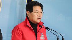 친박신당 홍문종, 박근혜 석방 요구하며 무기한 단식