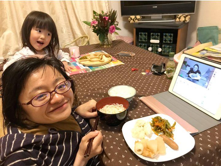 3月29日、渡辺直美さんとディナー YouTubeLIVE、めっちゃ笑った!