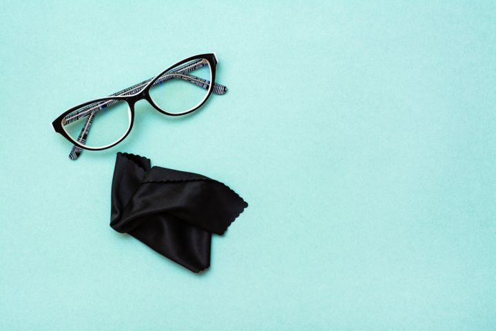 The key to fog-proofing your glasses is to wash them with soapy water, not just water.