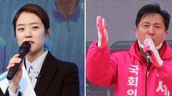 서울 광진구을의 고민정과 오세훈, 승자는 누구일까?(출구조사