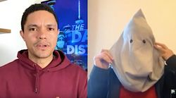 How To Get Trump To Wear A Mask: Tell Him It's A Border Wall For His Face, Trevor Noah