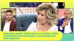 María Teresa Campos carga contra 'Sálvame' en directo: