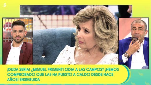 María Teresa Campos en