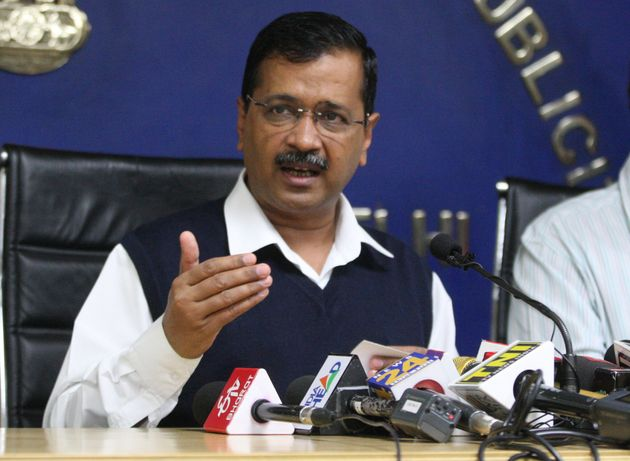 File image of Chief Minister of Delhi Arvind