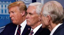Jantung Menjelaskan Mengapa Trump Dan Pence tidak harus Bersama-Sama Sekarang
