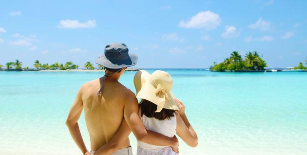 Sposini bloccati alle Maldive: