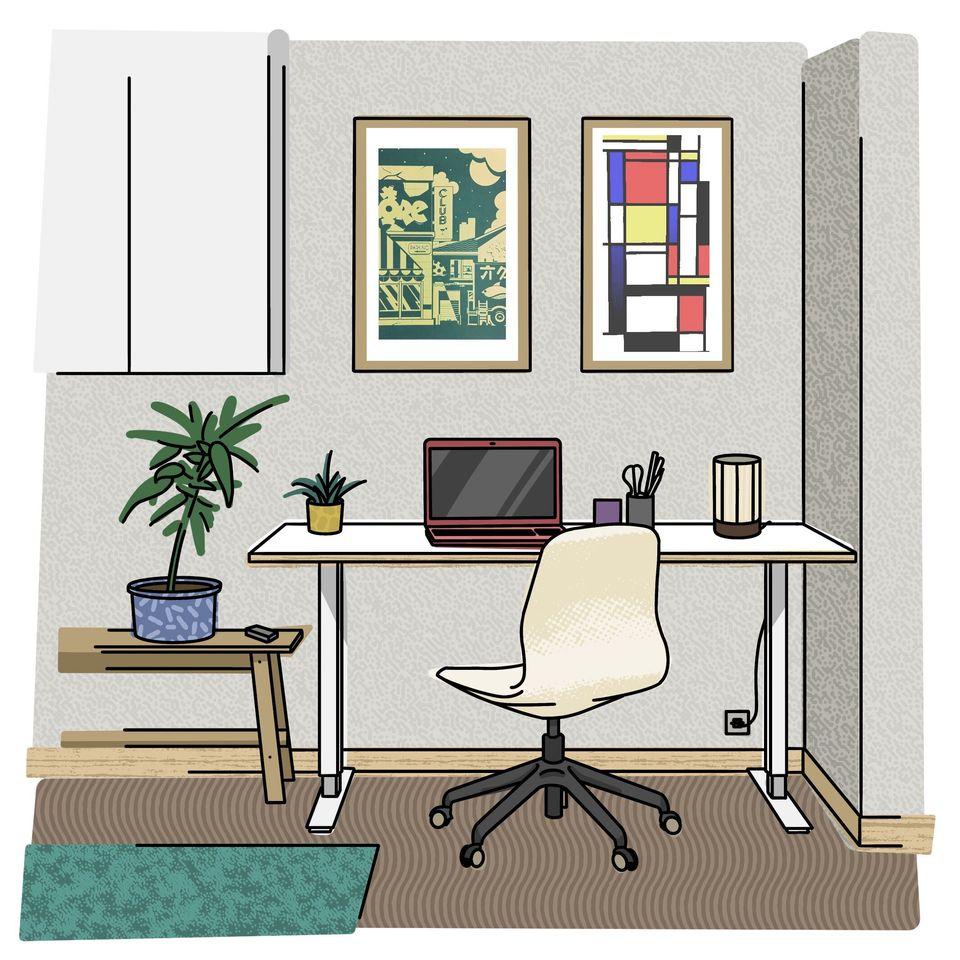 INSTRUCCIONES PARA... Montar el despacho de tus