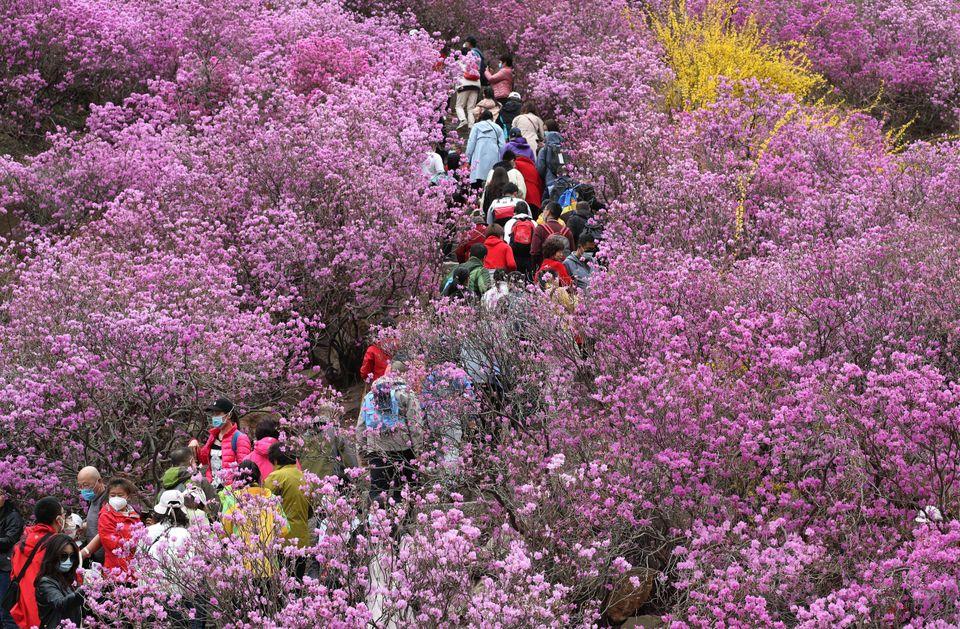 Κίνα, 29 Μαρτίου 2020 (Costfoto/Barcroft Media via Getty