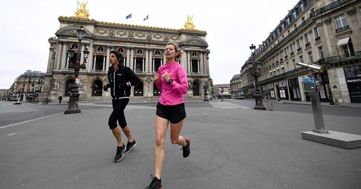 La mairie de Paris interdit le jogging en journée