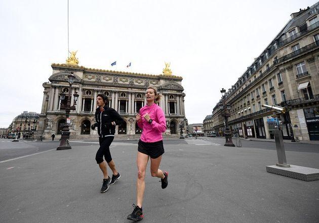 La mairie de Paris interdit le jogging en