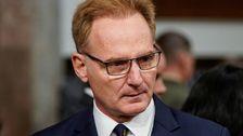Die Verkleidung Lose, Handeln Navy Sekretär Entschuldigt Sich Für Den Aufruf Verdrängt Captain 'Dumm'