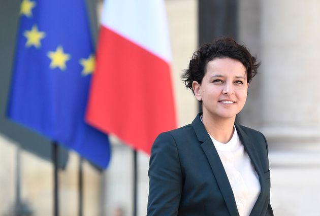 Najat Vallaud-Belkacem, directrice France de l'ONG