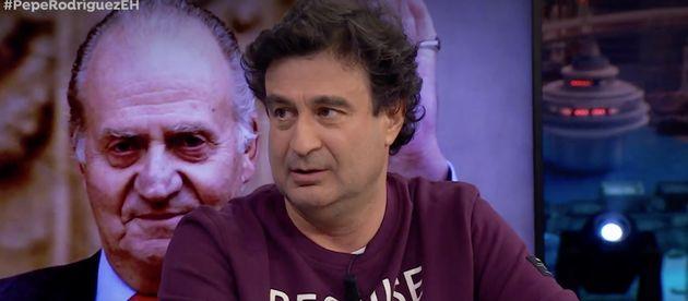 Pepe Rodríguez en 'El