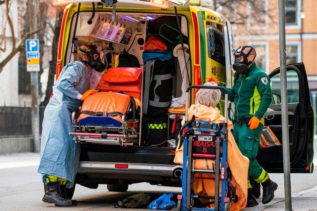 Coronavirus: in Svezia altri 114 morti di Covid-19 in 24