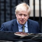 Boris Johnson Awake, Breathing Without Ventilator: U.K.