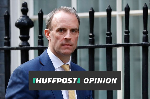 Dominic Raab Has No Clear Transfer Of Power — Because It Doesnt Exist In The UK