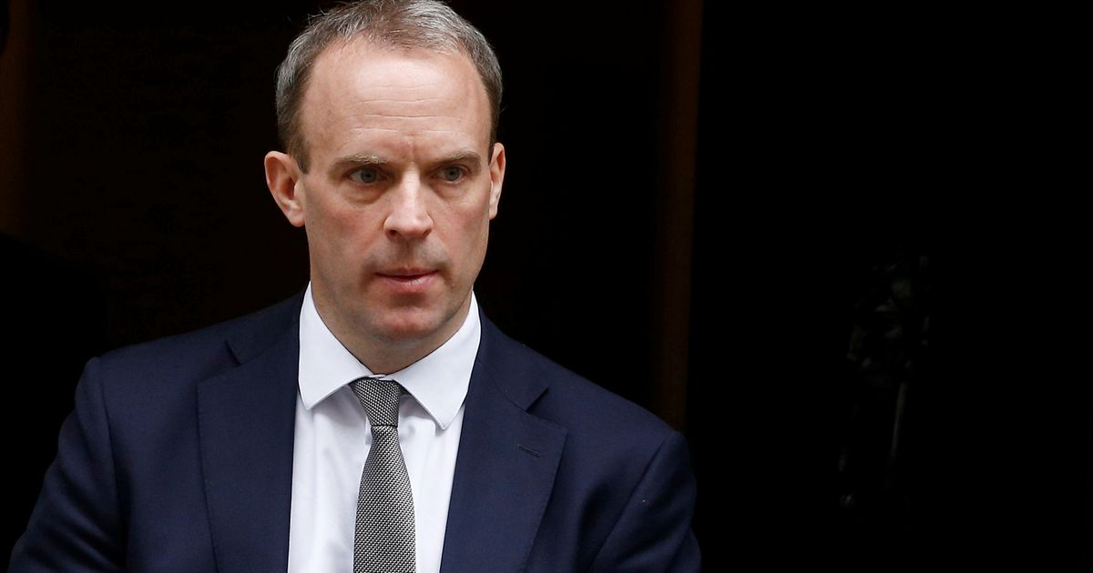 Who Is Dominic Raab? The De Facto Deputy Prime Minister As Boris Johnson Hospitalised With Coronavirus