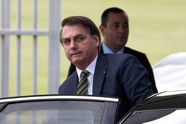 Like Trump, Brazilian President Jair Bolsonaro has responded to the coronavirus with paranoia and denial.