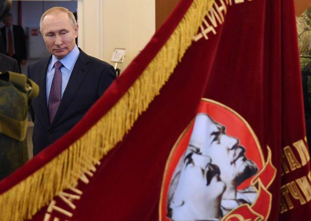 Russian President Vladimir Putin has used the coronavirus pandemic as a reason to expand his