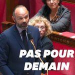 Avant la prise de parole de Macron, Philippe balaye l'idée d'un déconfinement