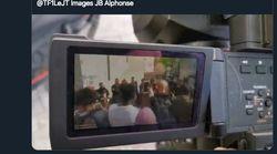 Macron provoque un attroupement en Seine-Saint-Denis, Le Pen
