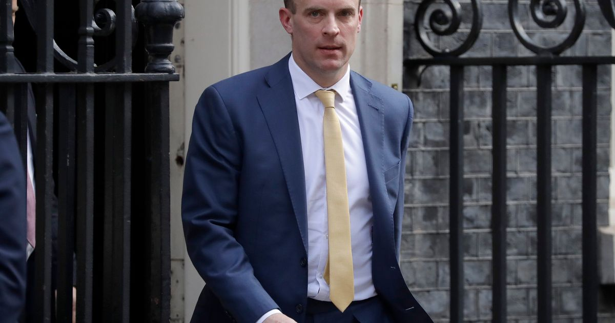 Is Dominic Raab Ready To Step Up In Boris Johnson's Absence?
