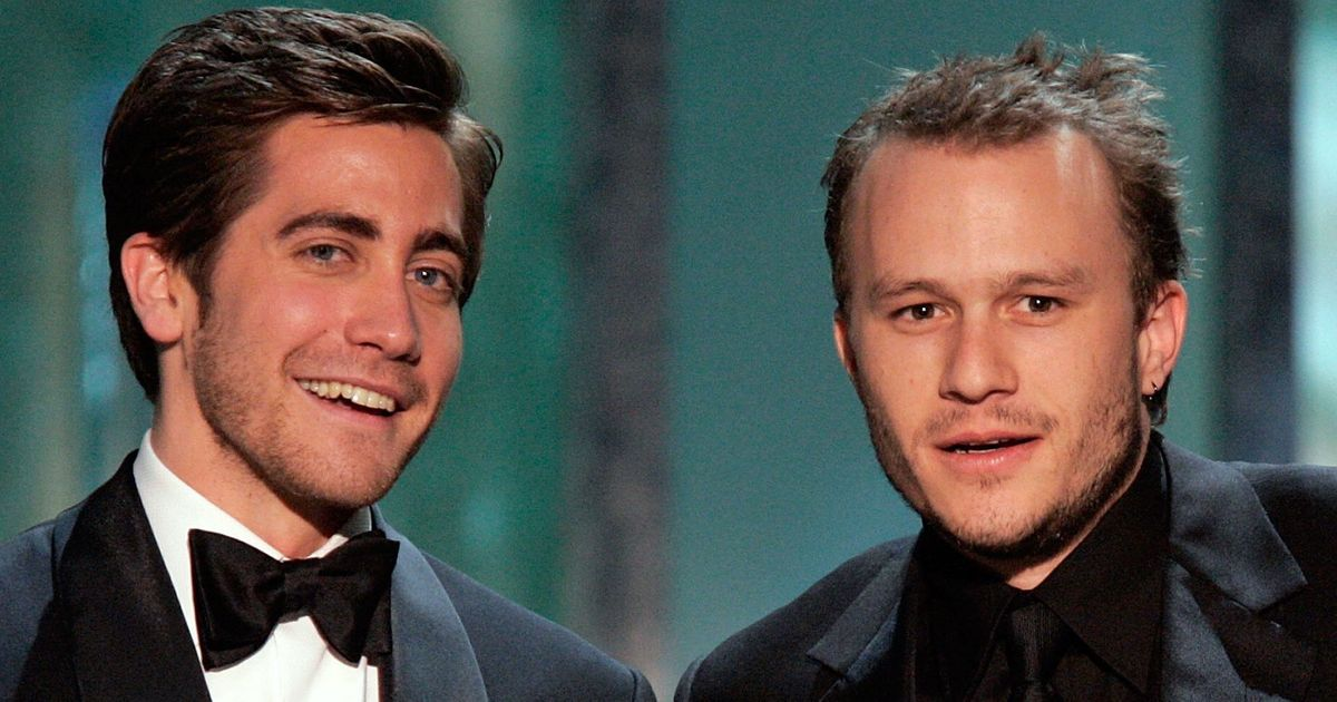 Jake Gyllenhaal Says Heath Ledger Turned Down Oscars Over Brokeback Mountain Joke