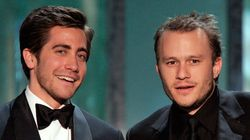 Jake Gyllenhaal Says Heath Ledger Turned Down Oscars Over 'Brokeback Mountain'