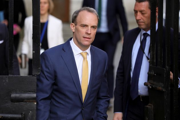Is Dominic Raab Ready To Step Up In Boris Johnson's