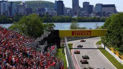 Montréal: le Grand Prix de F1