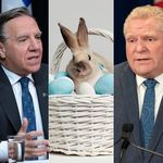 Premiers Declare Easter Bunny, Tooth Fairy 'Essential