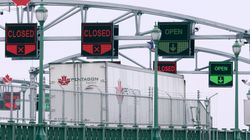 Canadian Truck Drivers 'Risk Everything' Crossing Border During